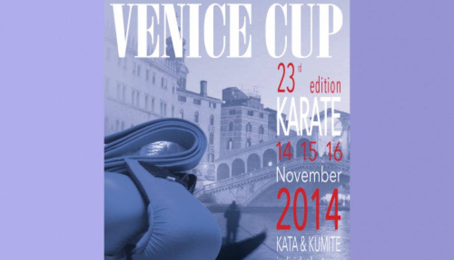 Vevice cup karate a Caorle